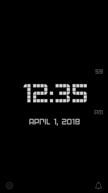 Titanium Digital Clock screenshot-5