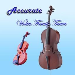 Violin Family Tuner