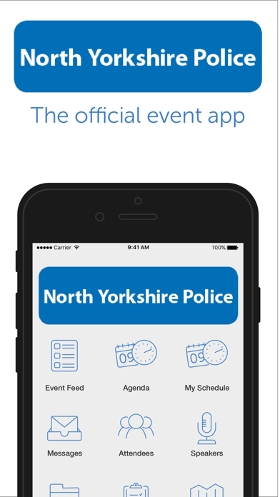 NYP Events screenshot one