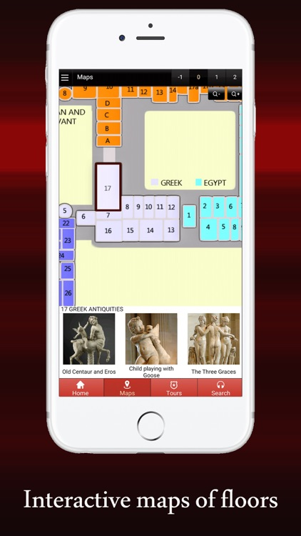 Louvre Museum Full Edition screenshot-4