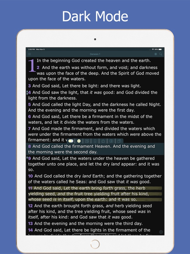 Holy Bible - Daily Reading on the App Store