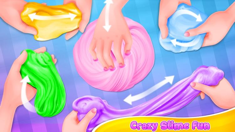 Crazy Fluffy Slime Maker screenshot-4
