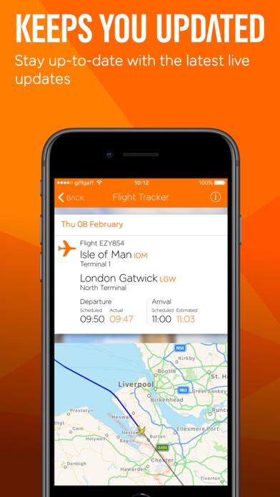 easyJet: Travel App for Windows