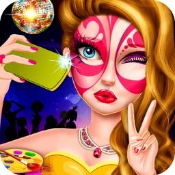 Face Paint Party Star Salon