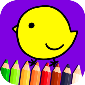 Kids Coloring - Magic Painting Games app