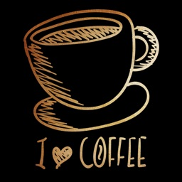 I love coffee - the best start into a day
