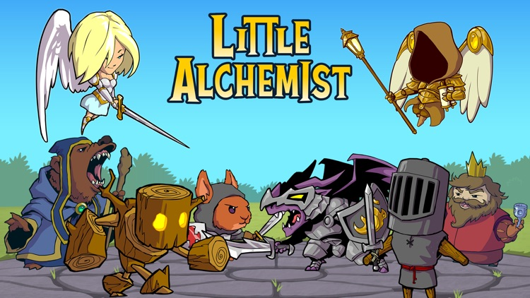 Little Alchemist screenshot-0