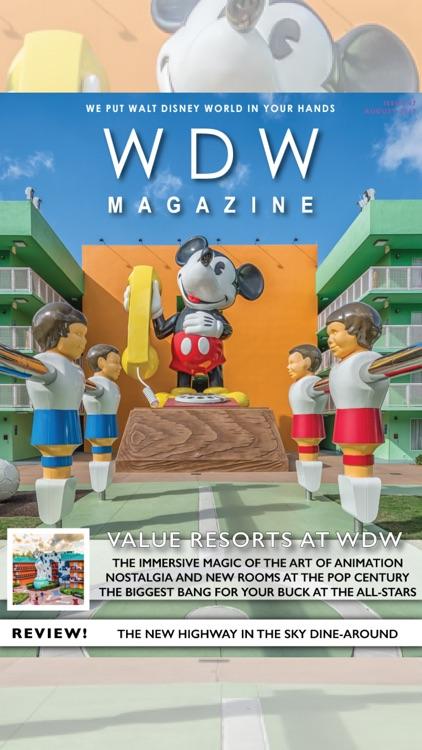 WDW Magazine screenshot-3