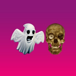HorrorMoji Stickers