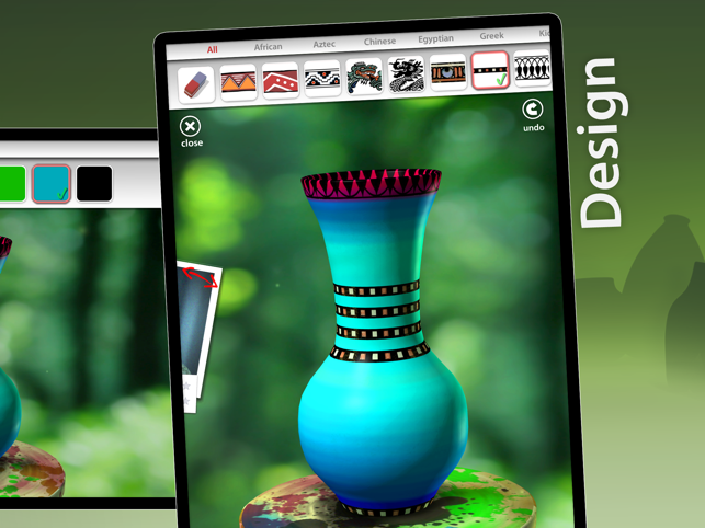 ‎Let's Create! Pottery HD Lite Screenshot