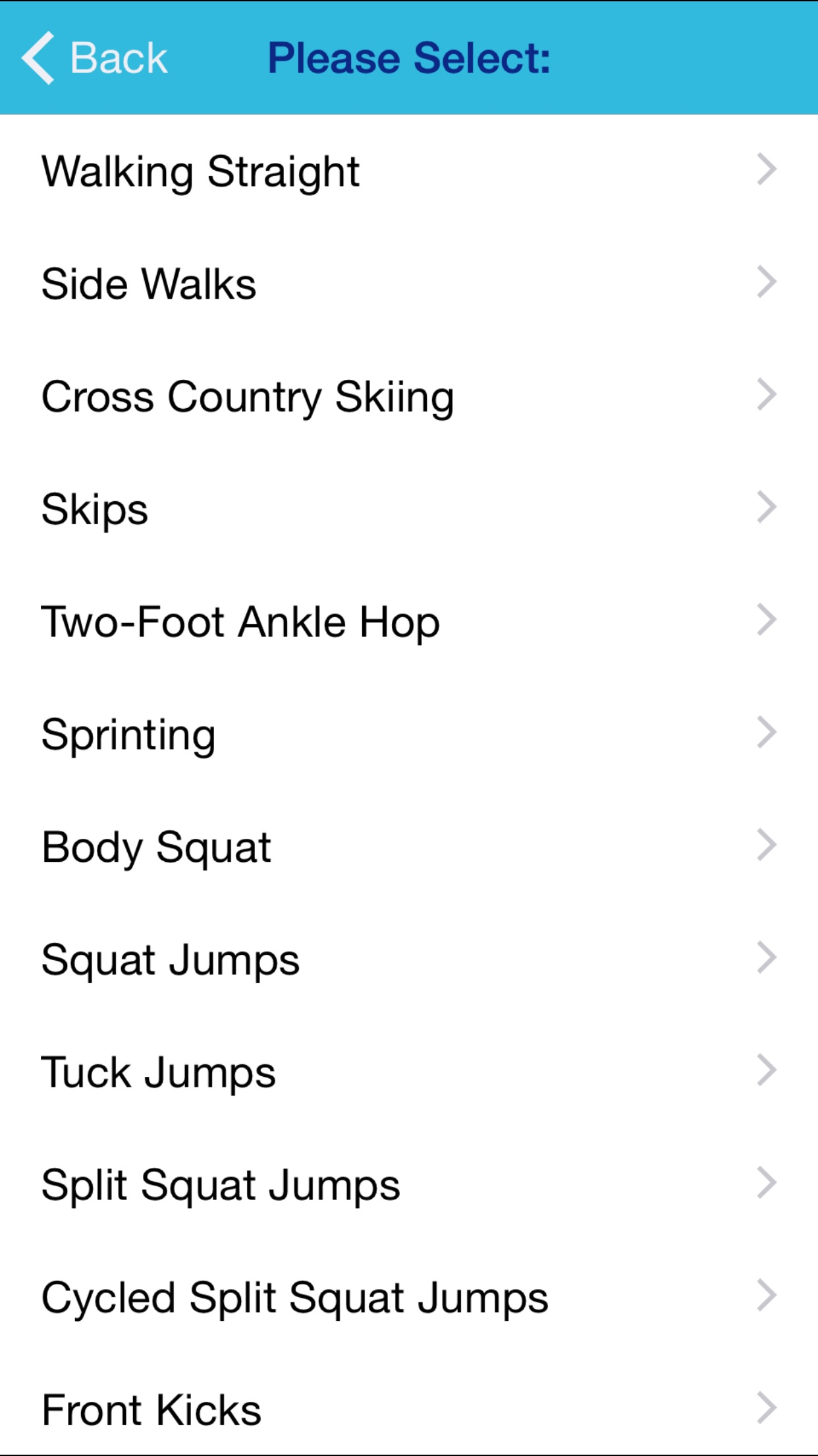 Water Aerobics - Fun Exercises Screenshot