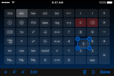 PCalc - The Best Calculator screenshot 4