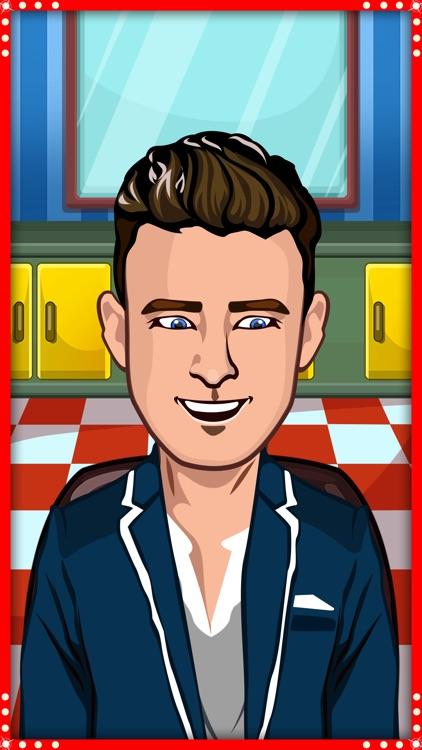 Celebrity Shave - Shaving Game screenshot-4