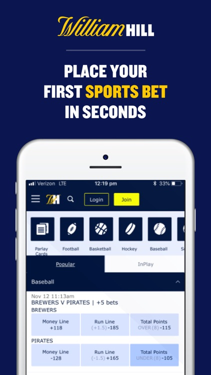 William Hill New Jersey