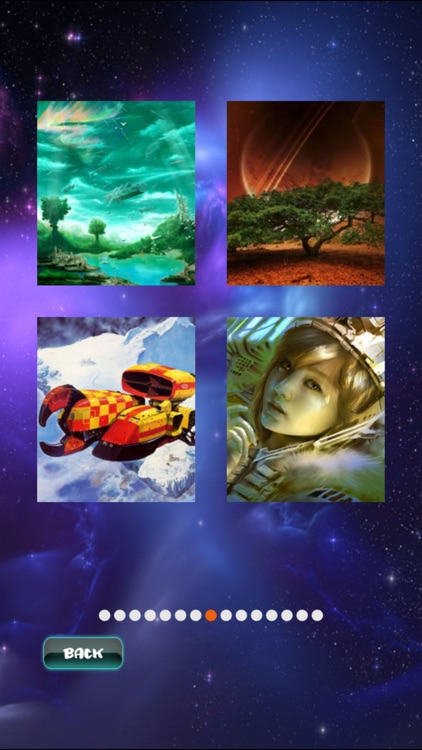 Sci-Fi Puzzles screenshot-3