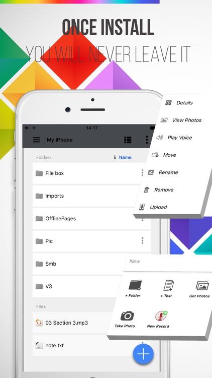 File-Box Pro screenshot-0