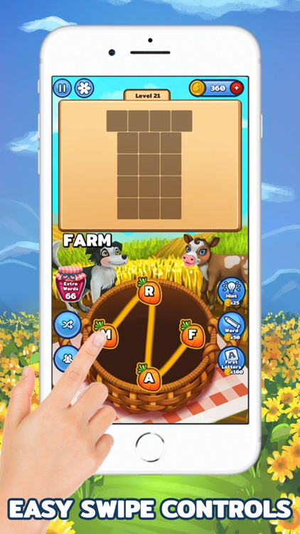 Word Farm - Search Puzzle Game screenshot-0