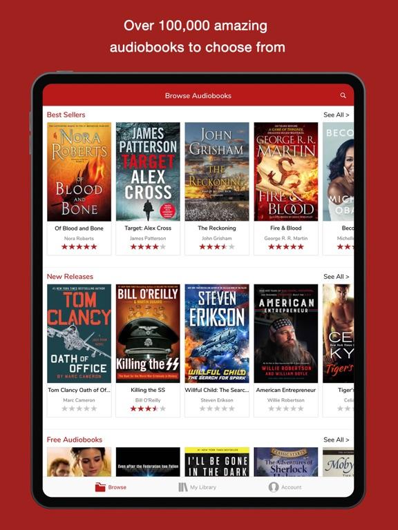Audiobooks Now Audio Books   App Price Drops