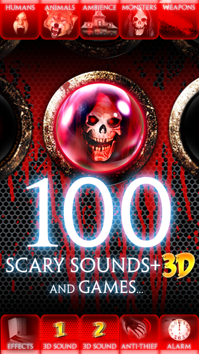 Scary SoundBoard PRO by EO Games (iOS, United States