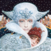 Snow Queen with Preview