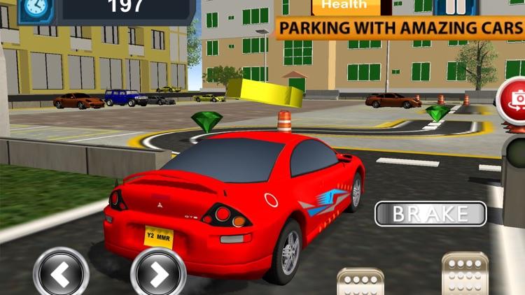 Car Parking School Sim