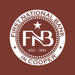 First National Bank Cooper