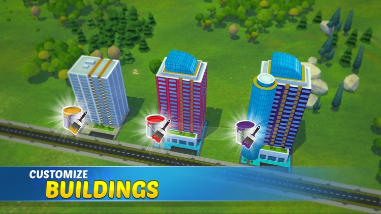 My City - Entertainment Tycoon screenshot-2