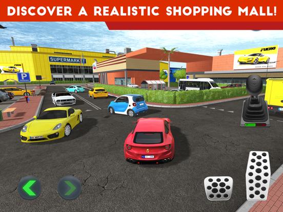 Shopping Mall Parking Lotのおすすめ画像1