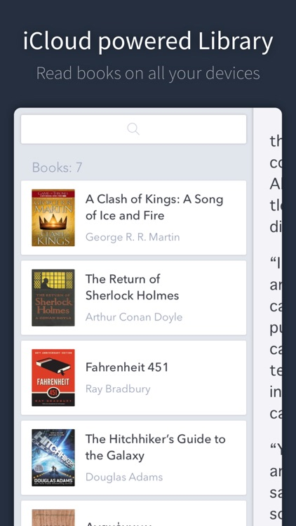 Read Books & Learn English! screenshot-4