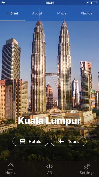 Kuala Lumpur Travel Guide screenshot-0