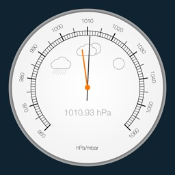 Barometer & Altimeter Pro Apple Watch App