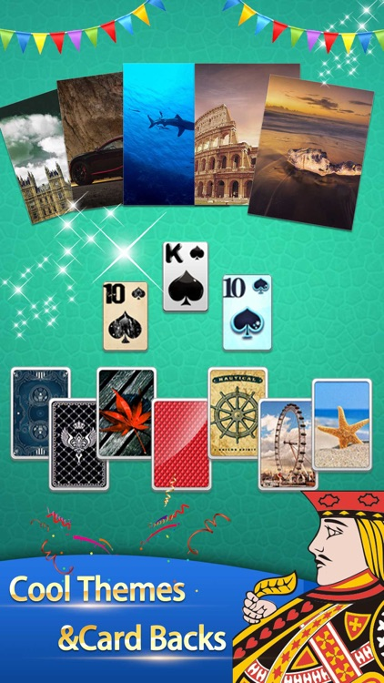 Solitaire Classic Puzzle Games screenshot-4