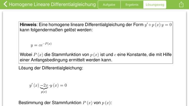 Mathods Mathematik Statistikaufgaben U Formeln Im App Store
