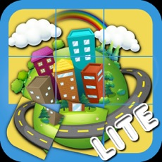 Activities of Puzzles - houses for children