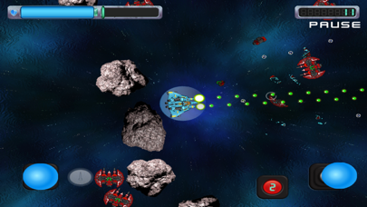 Screenshot from Aliens Onslaught