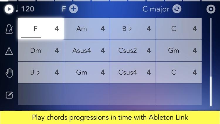 Navichord • chord sequencer