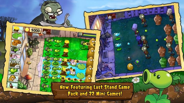 Plants vs. Zombies™ screenshot-3
