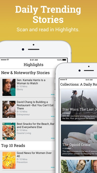 Texture – Unlimited Magazines app image