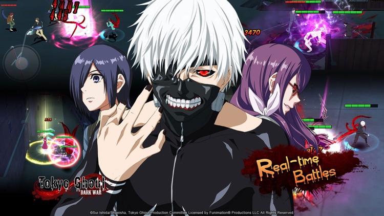 Tokyo Ghoul: Dark War screenshot-5