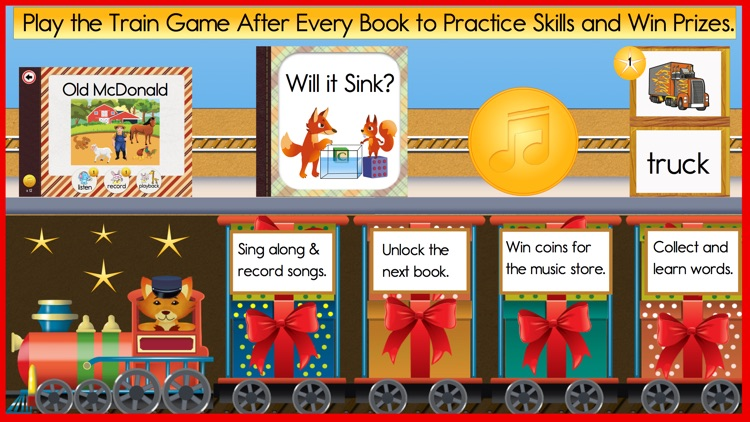 Reading Train Endless Books screenshot-2