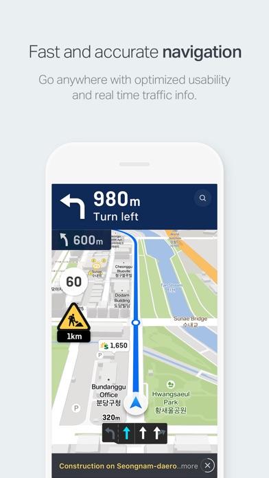 Naver Map Navigation review screenshots