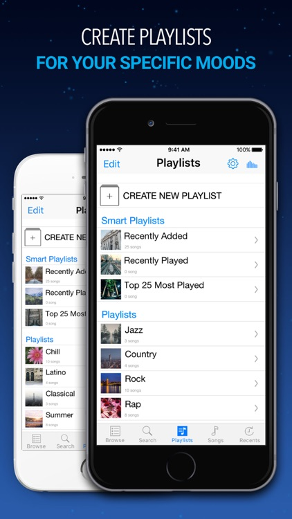 Music Player – Unlimited Mp3 Music & Videos Music screenshot-4