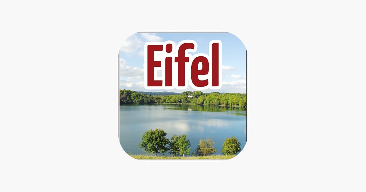 Eifel im App Store