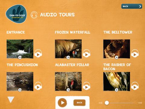 Dan Yr Ogof Adventure App - náhled