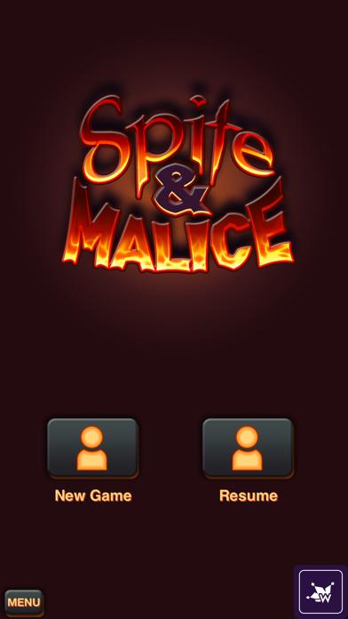 Spite & Malice screenshot1