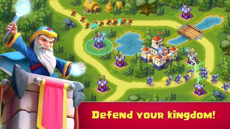 Toy Defense Fantasy Creeps