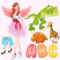 Puzzle ABC: Alphabet Puzzle