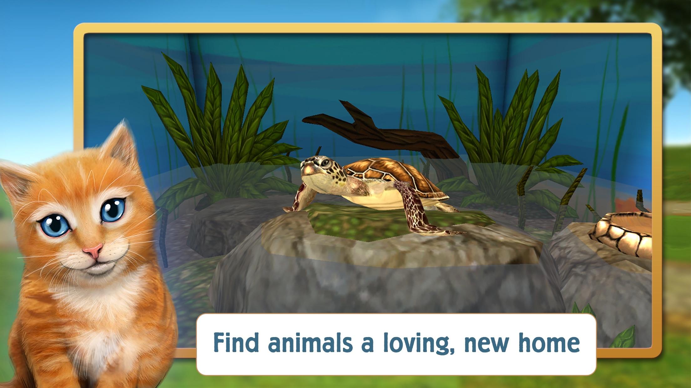 PetWorld: Animal Shelter Screenshot