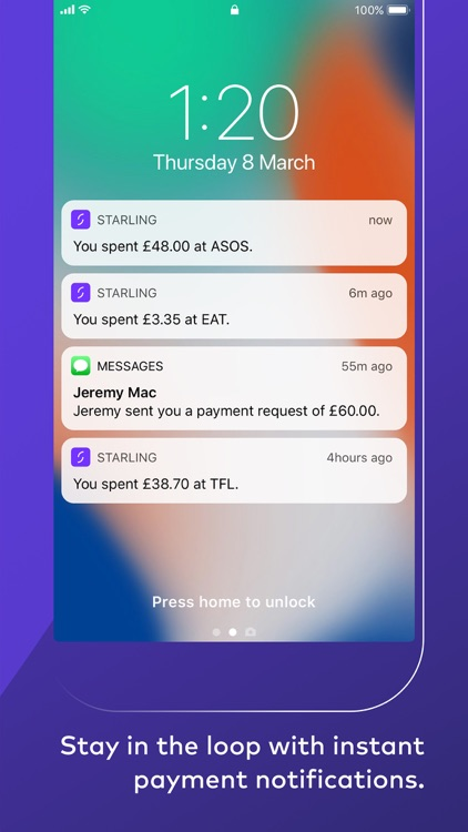 Starling Bank screenshot-2