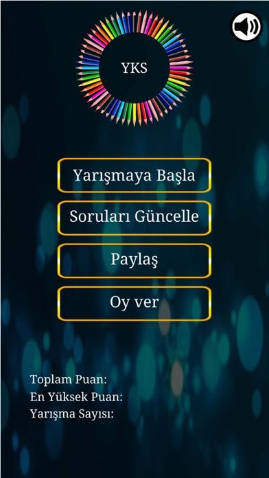 Yks Bilgi Yarışması screenshot one